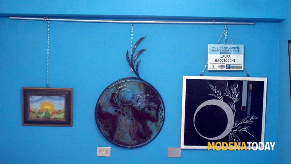 Arte in Tabaccheria, Tabaccheria in Arte: Laura Bacciocchi-2