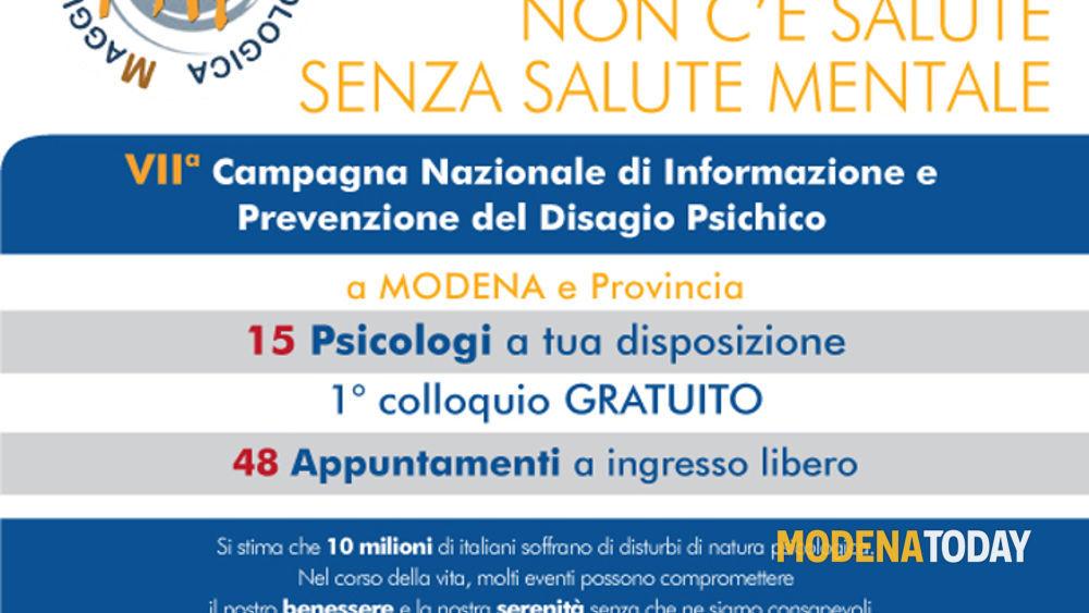 Non C E Salute Senza Salute Mentale Torna In Provincia Di Modena Mip Maggio Di Informazione Psicologica 2014 Eventi A Modena