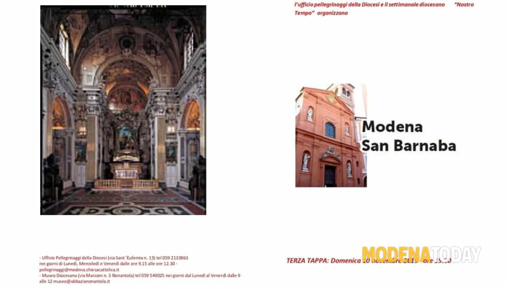 tre domeniche di novembre alla riscoperta di tre chiese modenesi. la chiesa di san barnaba-2