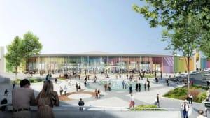 La nuova piazza tra Palapanini e Portali-2