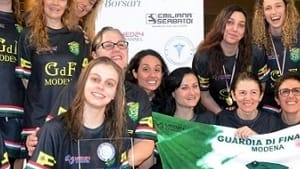 il gruppo sportivo gdf si laurea campione d'italia master di nuoto pinnato -6