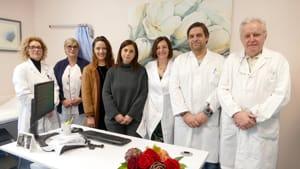 staff Ambulatorio terapie di supporto DH Oncologico Carpi-2