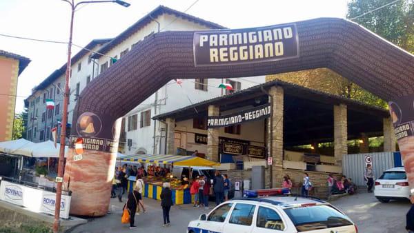 """A Lama Mocogno """"Parmigiano Reggiano da Gustare"""" 2018"""