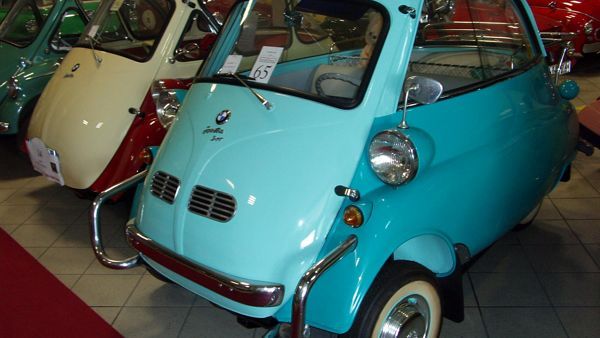 Alla Modena Motor Gallery grande mostra delle Bubblecars