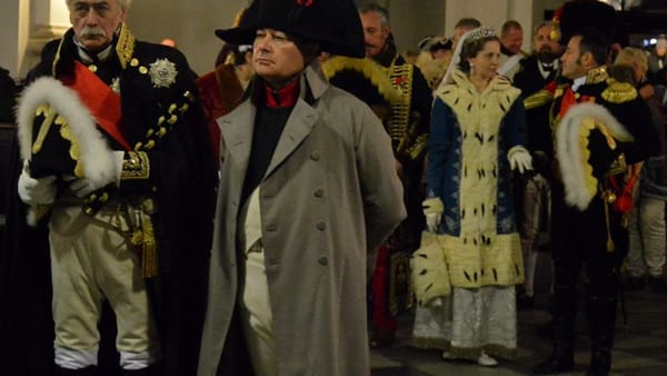Il Palazzo Ducale rivive la visita di Napoleone e Giuseppina