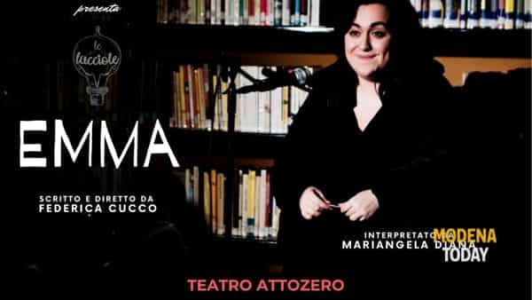 """""""Emma"""", arriva a Modena il pluripremiato spettacolo teatrale della Compagnia delle Lucciole"""