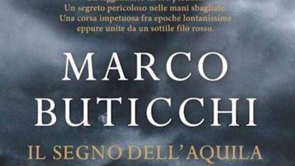 """Modena, Marco Buticchi presenta il suo ultimo libro """"Il segno dell'aquila"""""""