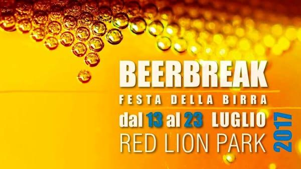 Red Lion Park, Festa della Birra alla Madonnina