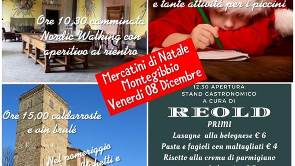 Mercatini di Natale e festa al Castello di Montegibbio