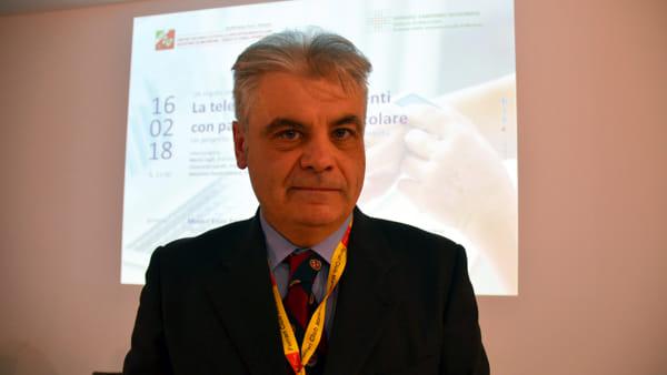 Giancarlo Garuti, Pneumologo Azienda USL Modena-2