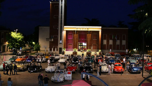 Maranello, nel weekend raduno dei Maggiolini VolksWagen