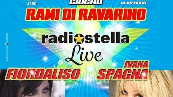 Radio Stella Live, sul palco Fiordaliso e Ivana Spagna