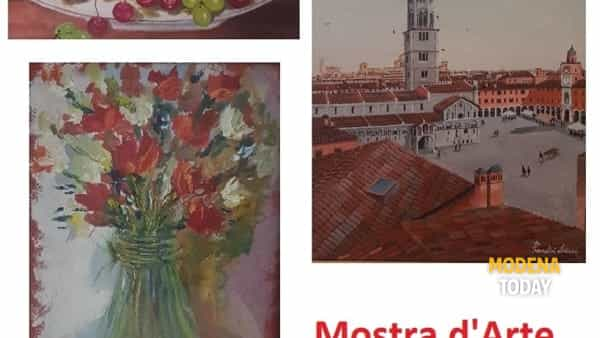 Bulgarelli, Prandini e Parascovia alla Bottega d'Arte