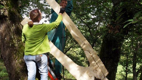 """Artinwood"", festival verde nei boschi di Zocca"