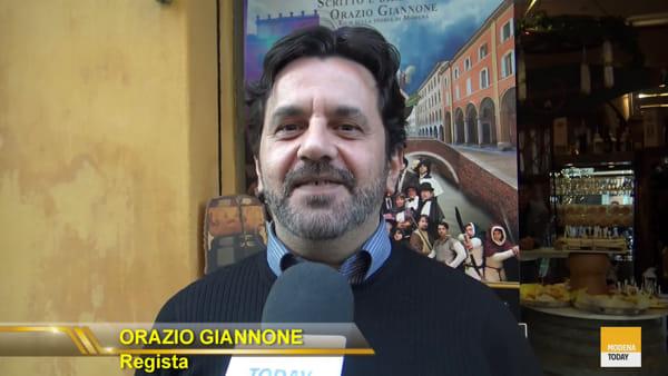 """Un viaggio nel tempo a Modena. Giannone racconta il suo film """"Modena, la piccola Venezia"""""""
