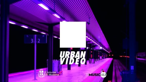 Urban Video, aperte le iscrizioni per la terza edizione del corso per video maker