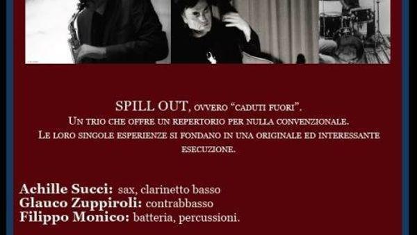Spill Out, un Trio fuori dagli schemi in concerto al Loft 350