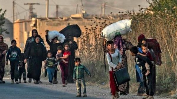 Associazioni e partiti in piazza Torre per un presidio asostegno dei curdi del Rojava