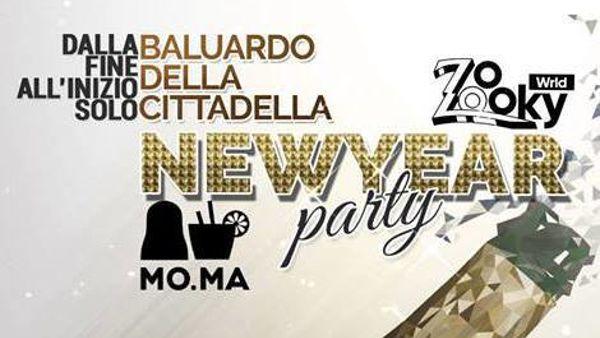 Modena, Capodanno col botto al Baluardo della Cittadella
