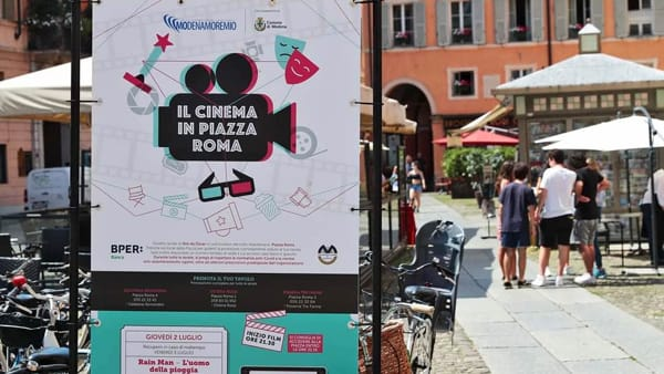 Cinema in centro storico, quattro pellicole da Oscar in Piazza Roma