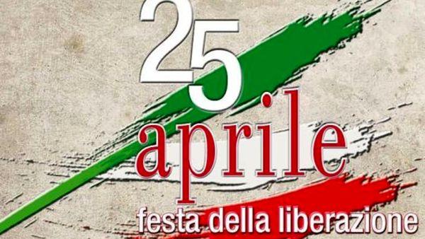 Concordia, le celebrazioni del 25 Aprile