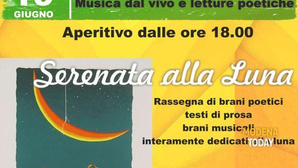 """Quartetto in rime sparse presenta: """"serenata alla luna"""" all'822 Caffè"""