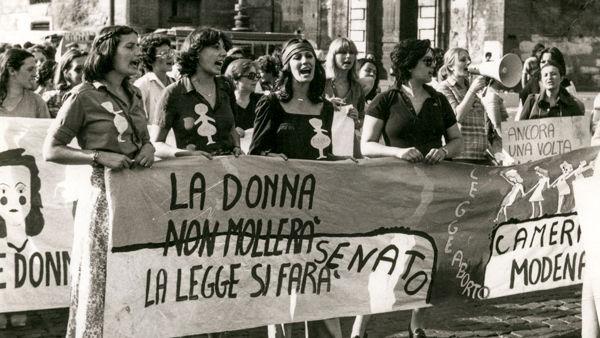 """""""Io vado...libera"""", mostra per il 70° dell'Unione Donne in Italia di Modena"""