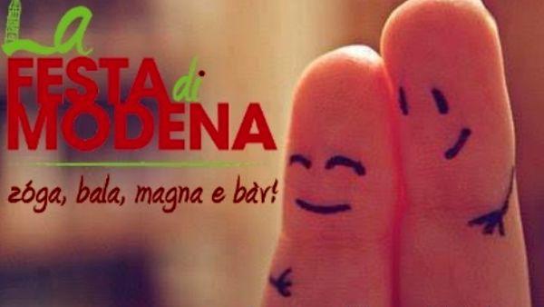 La 1ª Festa di Modena, in arrivo due fine settimana di eventi al Parco Ferrari