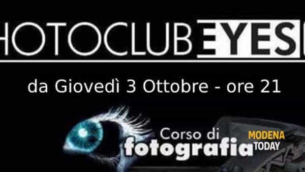 Ad ottobre il nuovo corso di fotografia di base del Photoclub Eyes di San Felice