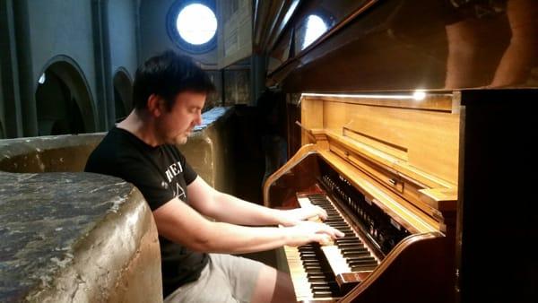 Il Soffio Celeste. Concerto di inaugurazione dell'organo restaurato in San Pietro
