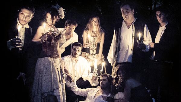 Halloween a Villa Sorra, viaggio tra vampiri, poeti e fantasmi