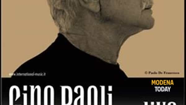 Gino Paoli in concerto a Rami di Ravarino