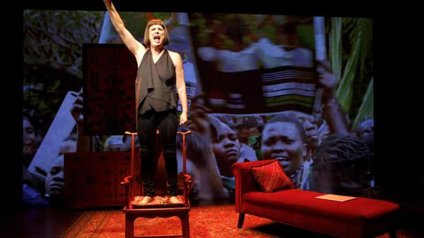 """""""I monologhi della vagina"""", in scena a Maranello il celebre spettacolo contro la violenza sulle donne"""
