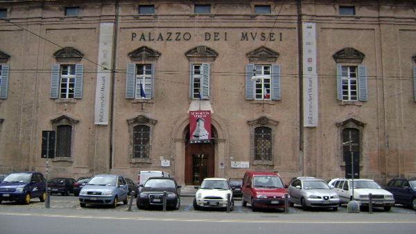 Alla Biblioteca Poletti mostra dei libri del poeta Paolo Gubinelli