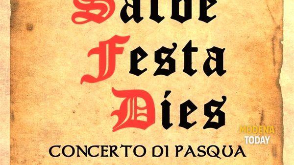 """Concerto di Pasqua """"Salve festa dies"""" a Fiumalbo"""