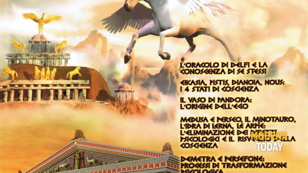 Mitologia greca e autoconoscenza, conferenze pubbliche