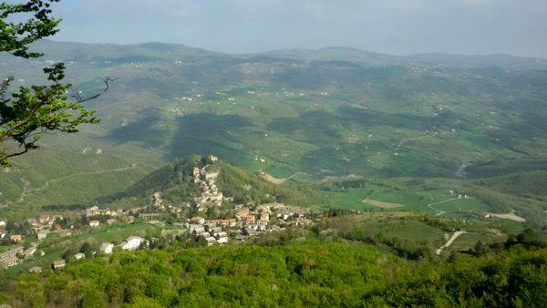 Trekking, escursione tra le castagne di Montecreto