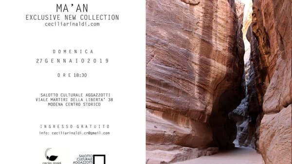 Moda etica, al Salotto Aggazzotti la nuova collezione di Cecilia Rinaldi