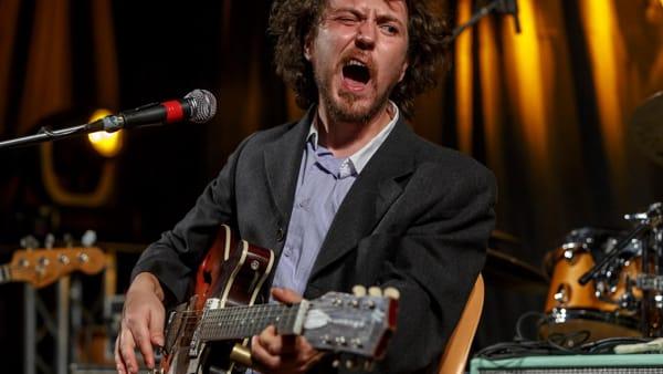 Paul Venturi, a ritmo di Blues in Piazza Roma mercoledì sera