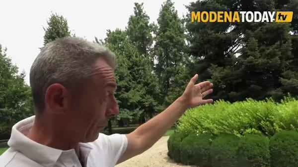"""Villa San Donnino a rischio degrado. Il proprietario: """"Basterebbe spostare la complanarina di 100 metri"""""""