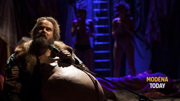 Teatro, Giuseppe Battiston in Falstaff dal 25 novembre allo Storchi