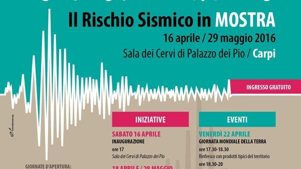 """""""Io non tremo"""", a Carpiuna mostra interdisciplinare sui terremoti"""