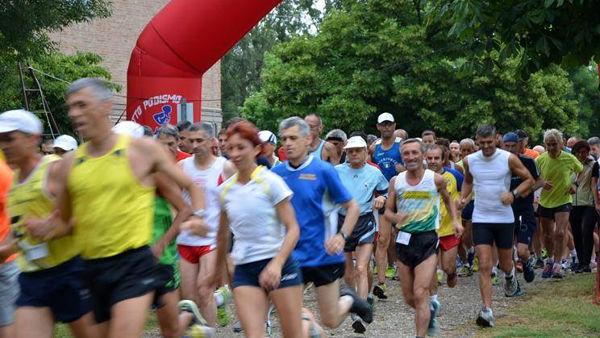 Verdelaghi 2015, corsa e nordic walking a Campogalliano