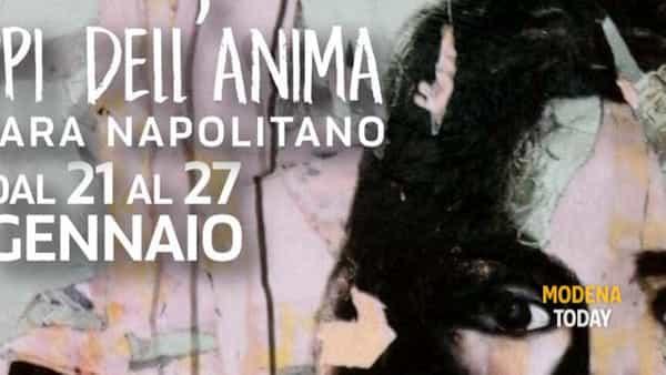"""""""Strappi dell'anima"""": mostra di Chiara Napolitano"""