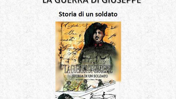 """Sassuolo, alla biblioteca Cionini viene presentata """"La Guerra di Giuseppe"""""""
