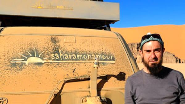 Azione natura a Marano. Incontro alla scoperta del Sahara con Fabrizio Rovella