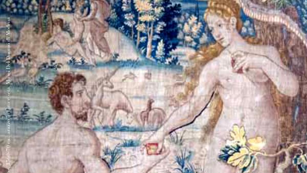 """""""La tentazione originaria"""", in mostra ai Musei del Duomo immagini del peccato tra Medioevo e Rinascimento"""
