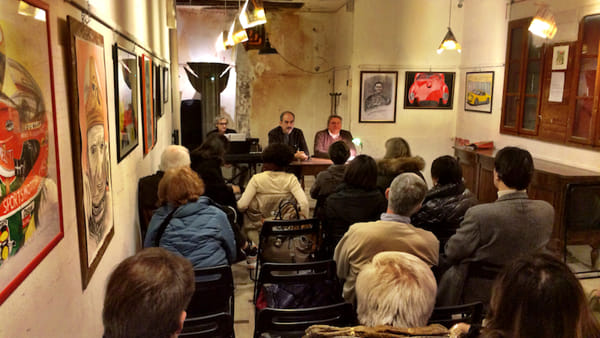 """Consorzio creativo, Andrea De Carlo presenta il suo libro """"L'Imperfetta Meraviglia"""""""