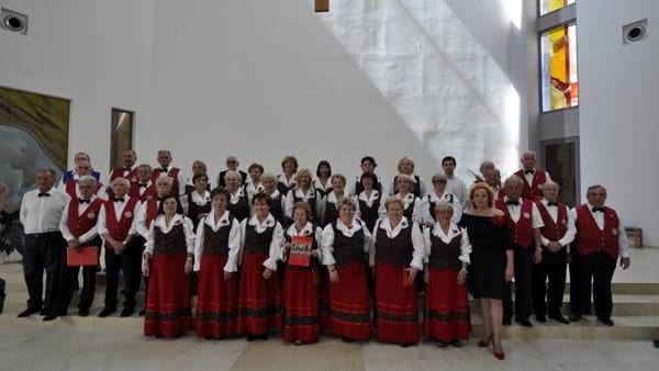 Celebrazioni di S. Omobono, riaprono le porte della Chiesa del Voto sulle note del Coro Folk San Lazzaro