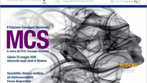 Convegno Nazionale MCS, a Modena si parla di sensibilità chimica multipla ed elettrosensibilità